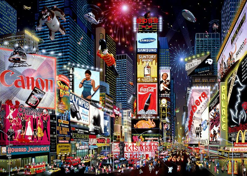 Clinton Times Square